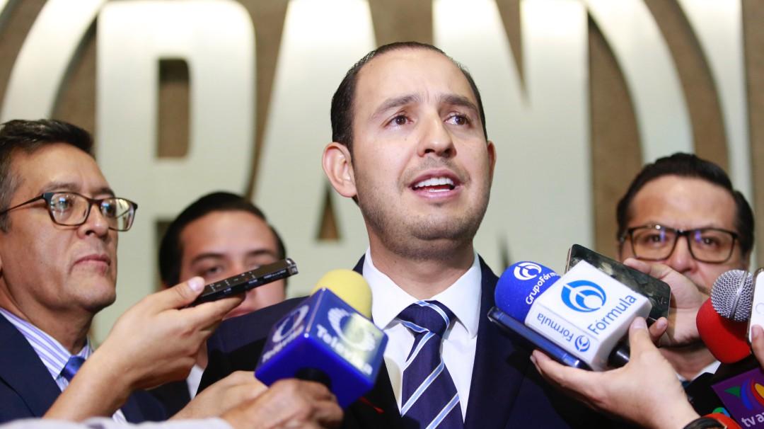 """Confío en que SCJN anule """"Ley Bonilla"""": Marko Cortés"""