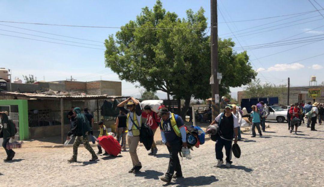 Asaltan refugio de migrantes en Tlaquepaque
