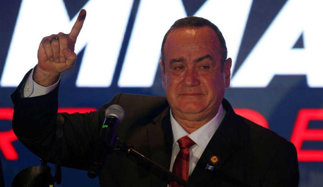 El populismo es un problema que no resuelve nada: Alejandro Giammattei