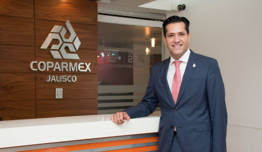 2020 desalentador para Jalisco en: Coparmex