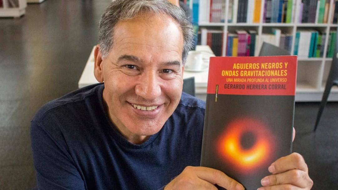 Agujeros negros, un fenómeno desconocido: Gerardo Herrera