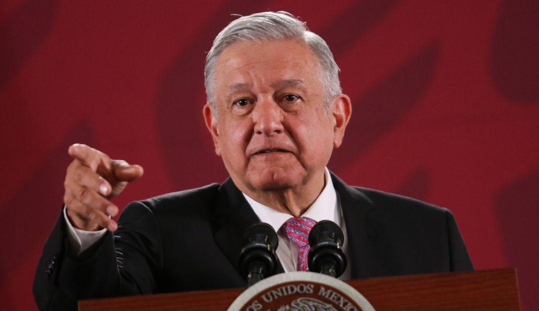Se pronuncia AMLO por la eliminación del fuero presidencial