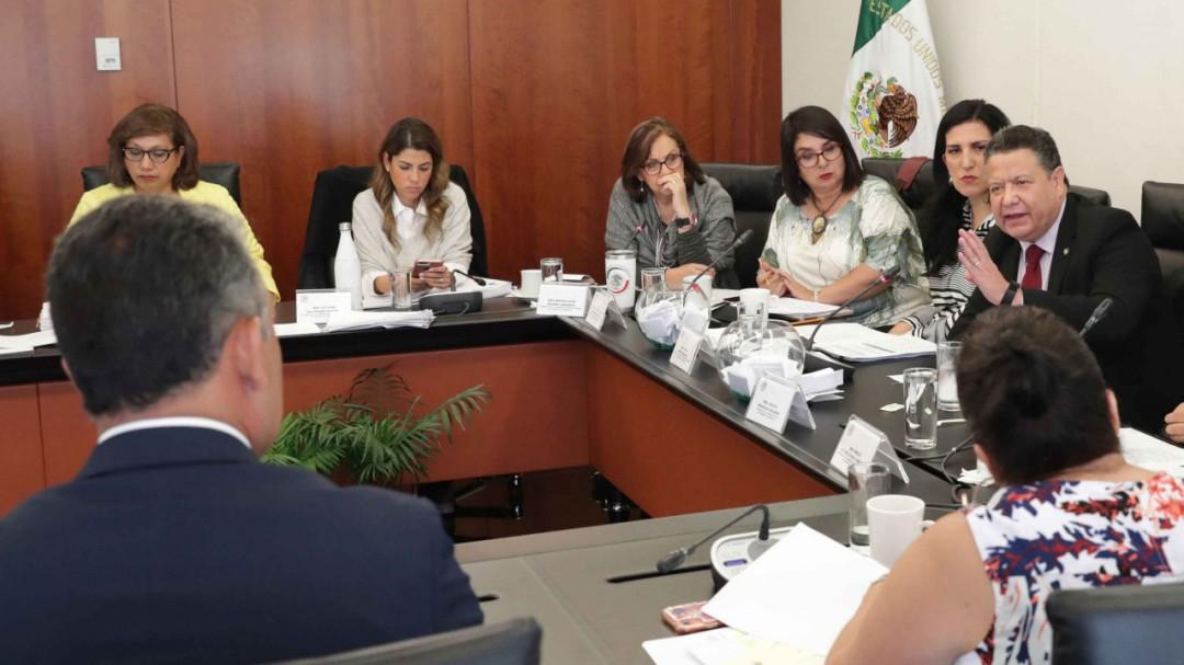 Senado reduce a 10 la lista de aspirantes a la CNDH