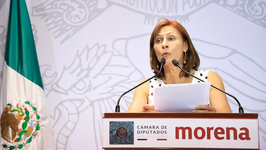 Recorte de recursos a partidos no es 'victoria cantada': Tatiana Clouthier