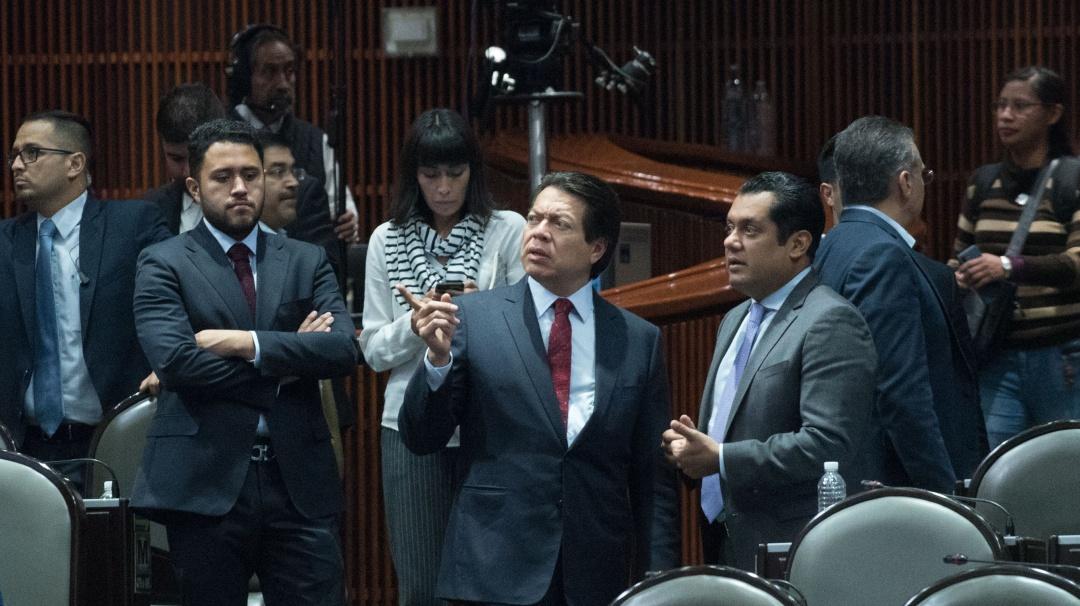 Se acabó el manto protector que hacía al Presidente intocable:Mario Delgado