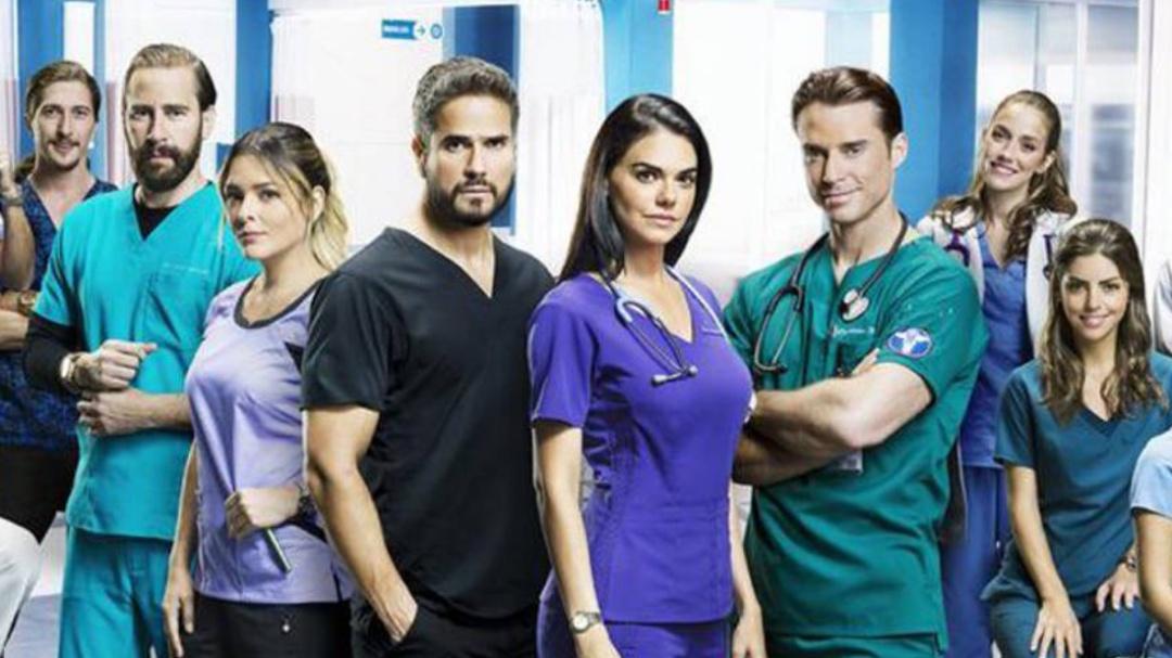 Serie: Médicos
