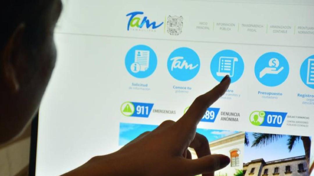 Tamaulipas avanza 10 lugares en transparencia presupuestal