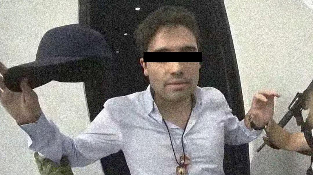 """Así fue la captura de Ovidio Guzmán, hijo de """"El Chapo"""", en Culiacán"""