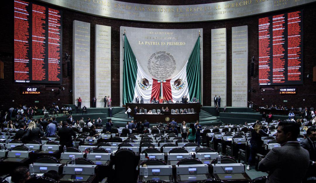 Diputados discuten modificaciones que hizo el Senado en materia fiscal