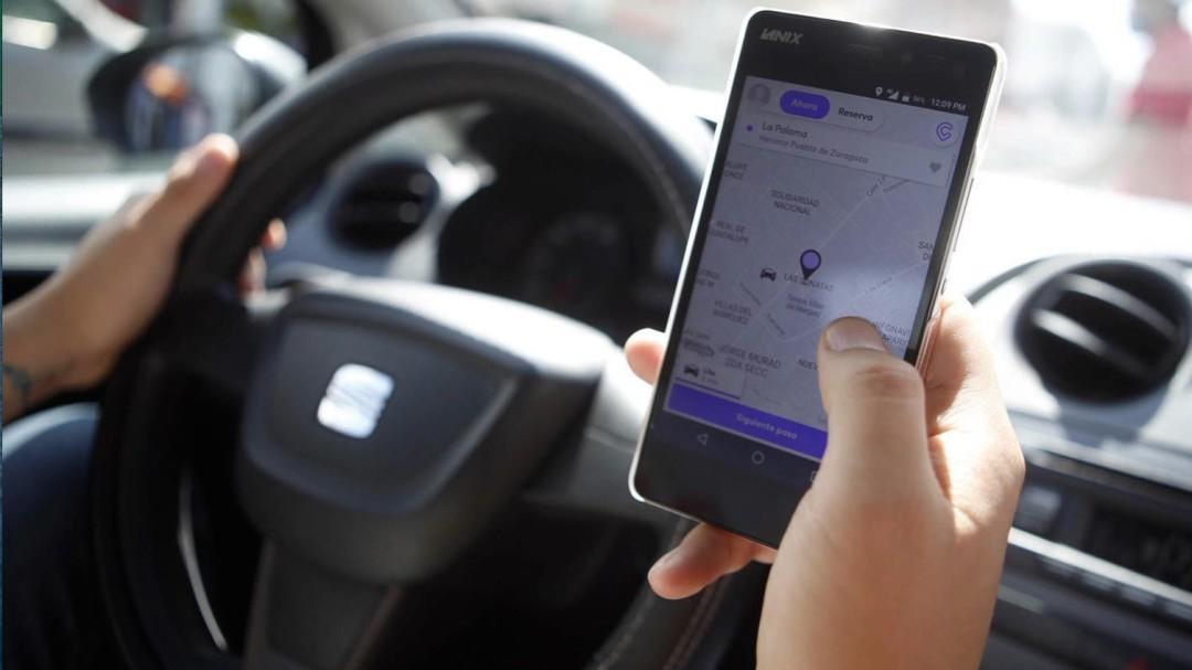 SEGOB niega operativos contra apps en aeropuertos