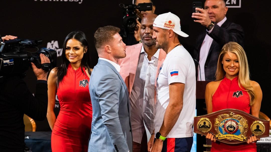 "SOPITAS: El ""Canelo"" Álvarez se enfrentara a Sergey Kovalev"