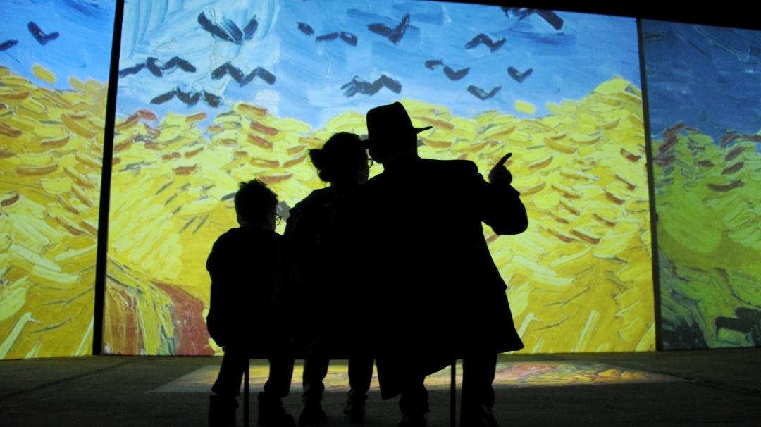 Van Gogh Alive en la CDMX; aquí todos los detalles para poder asistir
