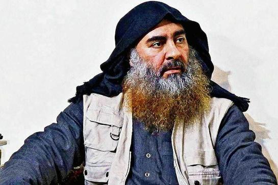 Abu Bakr al-Baghdadi, líder de ISIS