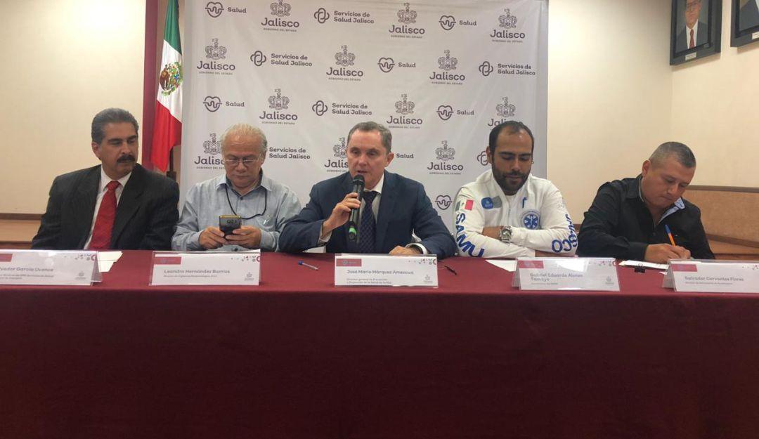 Jalisco es líder nacional en contagios de dengue