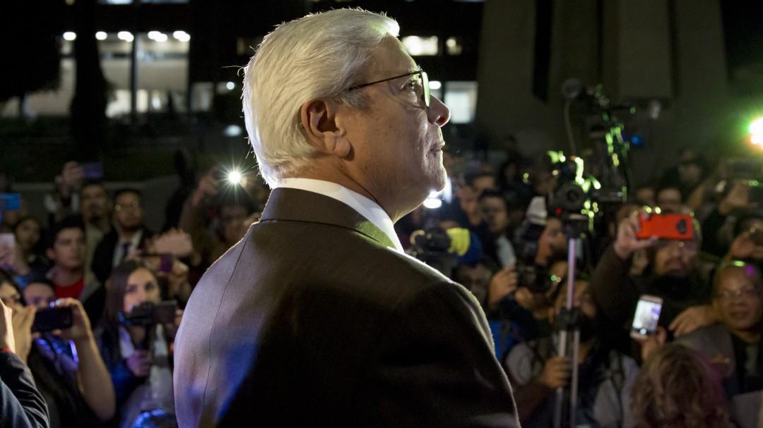 Jaime Bonilla asume como gobernador de Baja California