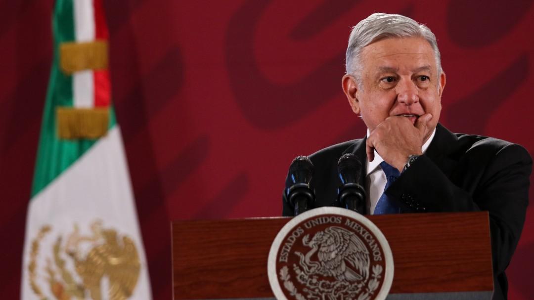 Andrés Manuel López Obrador pide un año más para que se vea un cambio