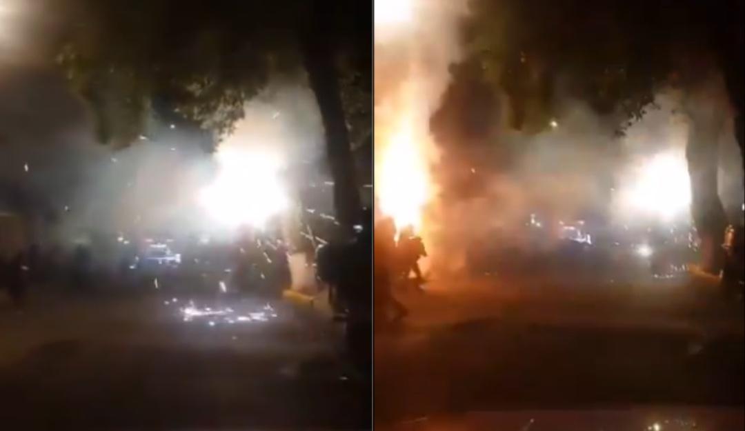 Explosión de pirotecnia en Xochimilco deja 8 lesionados