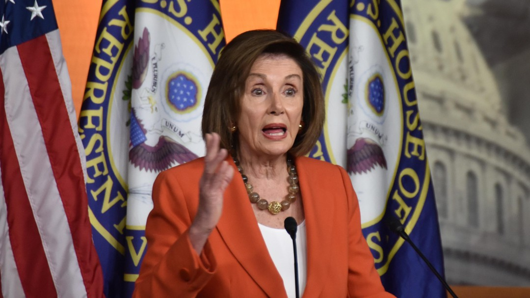 Ratificación del T-MEC podría darse hasta 2020: Pelosi