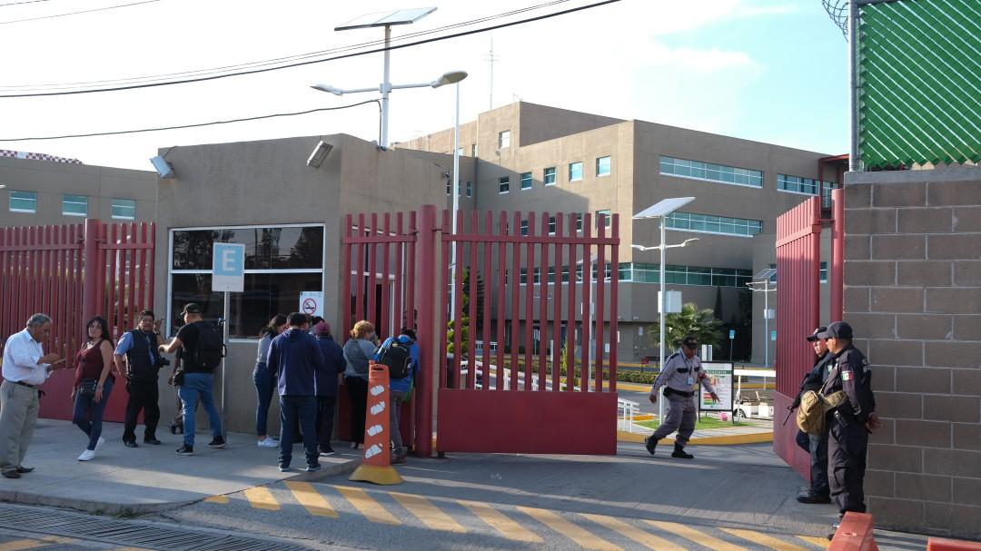 Declaran con muerte cerebral al alcalde Francisco Tenorio