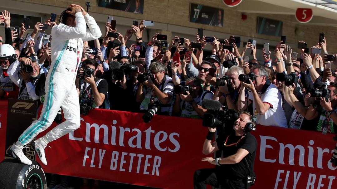 Sexto campeonato de Lewis Hamilton