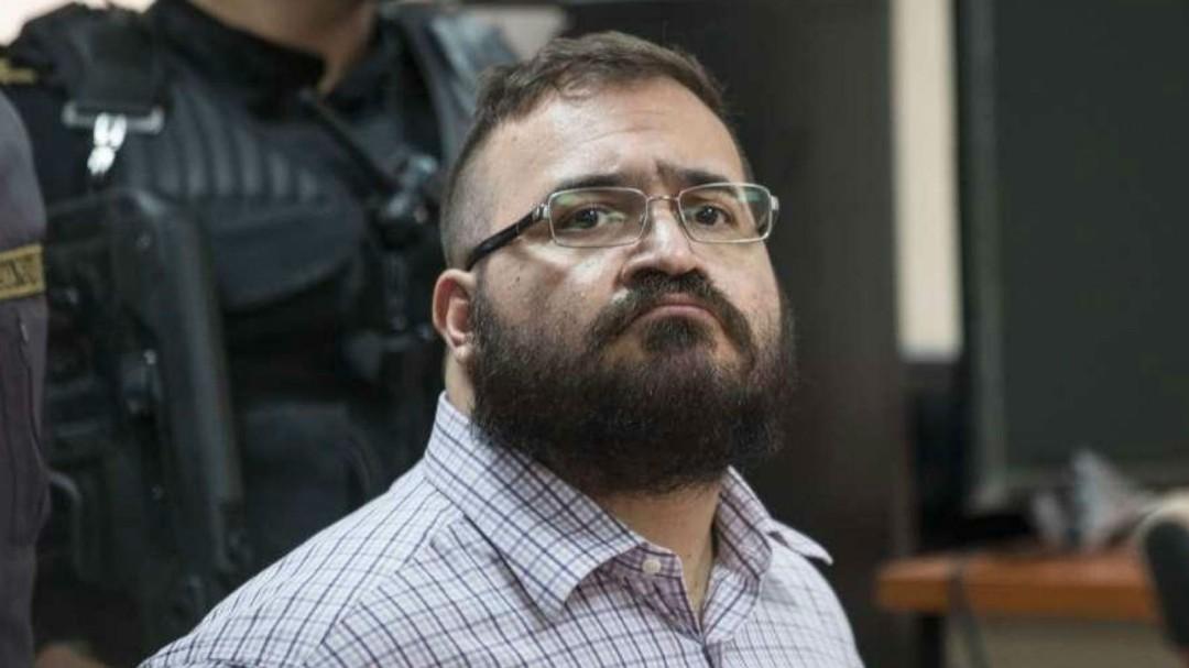 Javier Duarte logra amparo contra vinculación a proceso por peculado