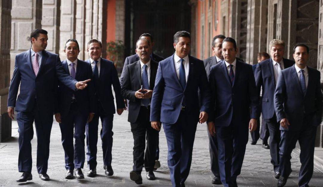 Gobernadores panistas obtienen mejores calificaciones en aprobación