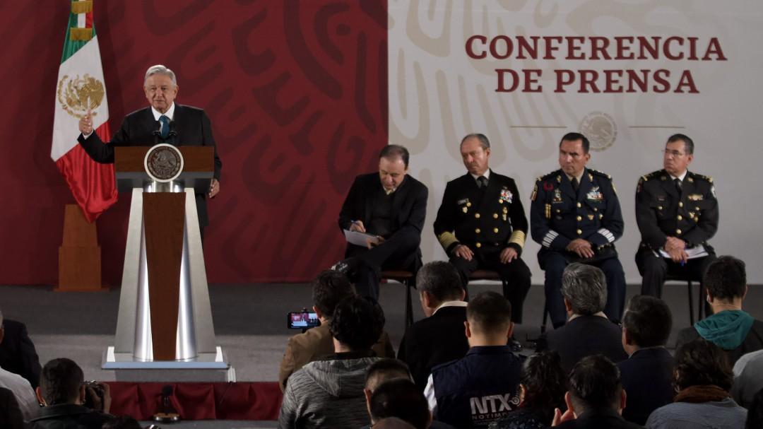 En caso LeBarón, no hay información consolidada: Augusto Peniche