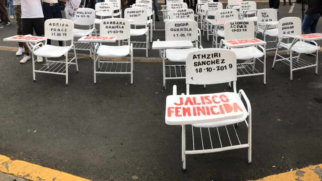 Aumentan casos de feminicidio, reconoce Enrique Alfaro