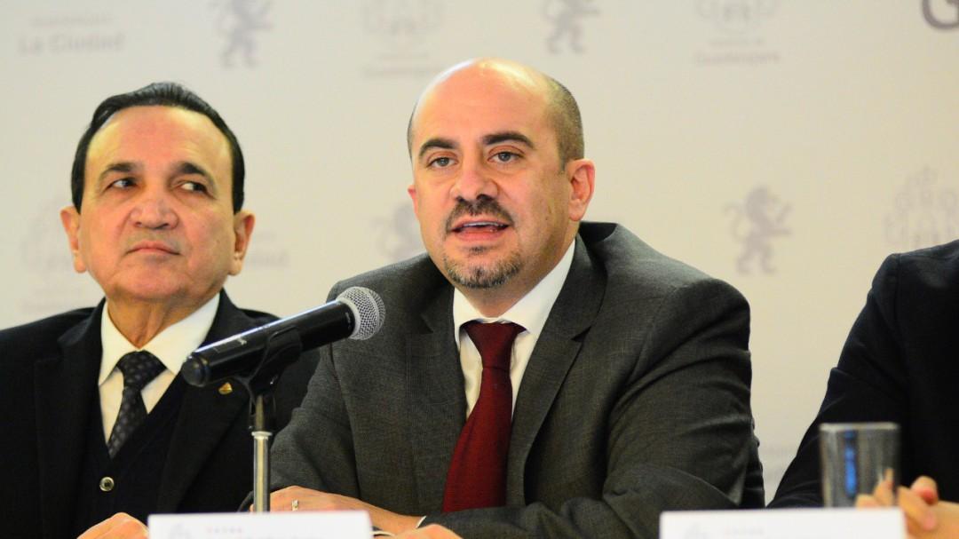 Asume Ismael del Toro riendas de la Junta de Coordinación Metropolitana