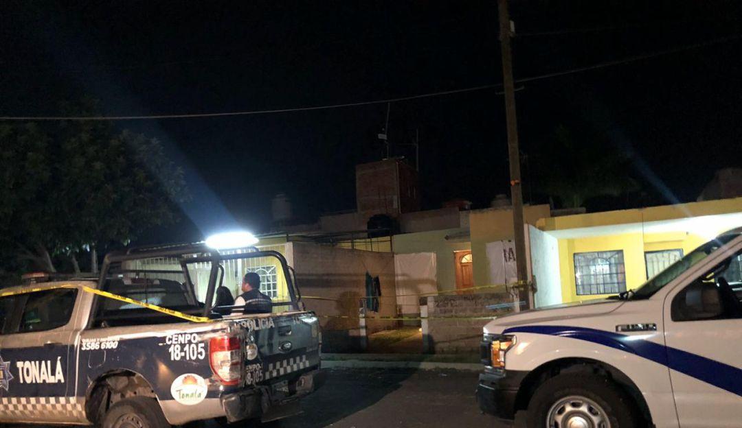 Asesinan a un hombre en Tonalá