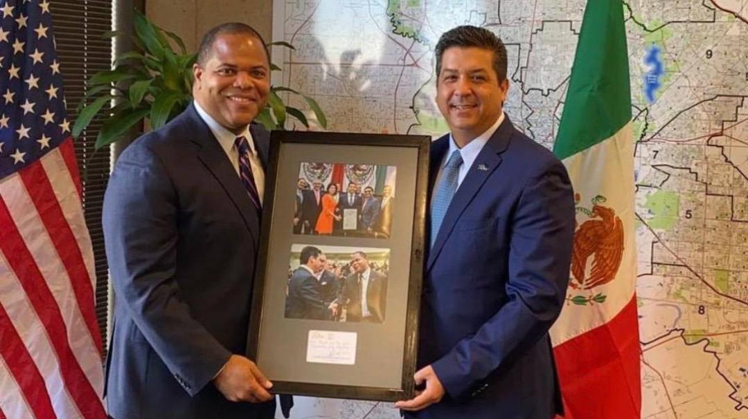 Gobierno de Tamaulipas promueve turismo y comercio en Texas
