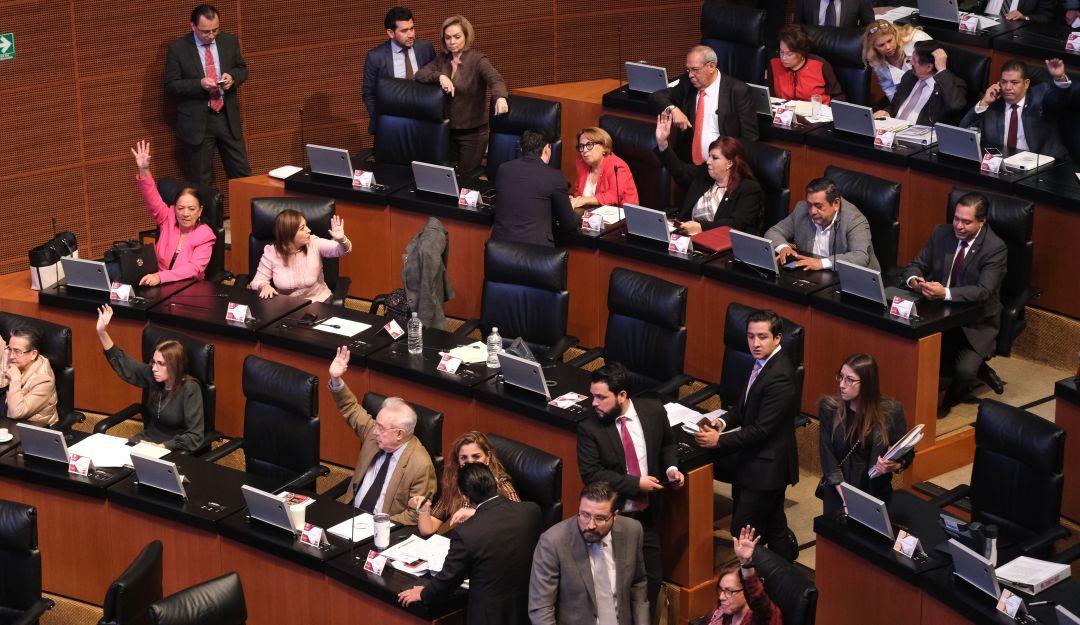 """Morena """"mayoritea"""" y pospone elección de ombudsperson"""