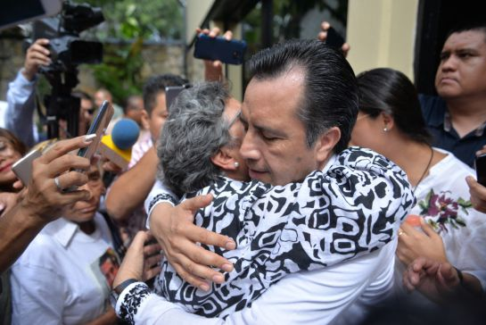 Gobierno de Veracruz ofrece disculpa por desaparición forzada de jóvenes