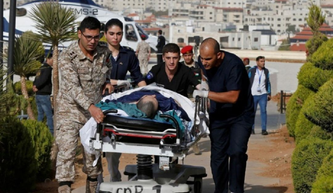Los tres mexicanos atacados en Jordania, fuera de peligro: Embajador
