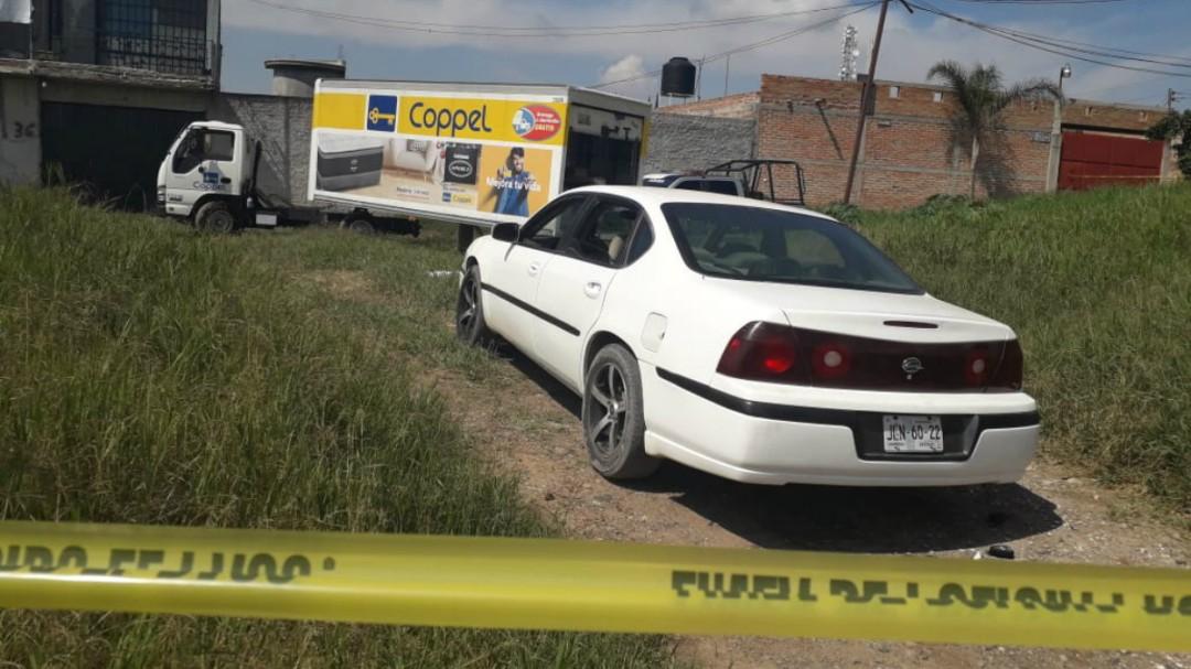 Policías de Tlaquepaque rescatan camión robado