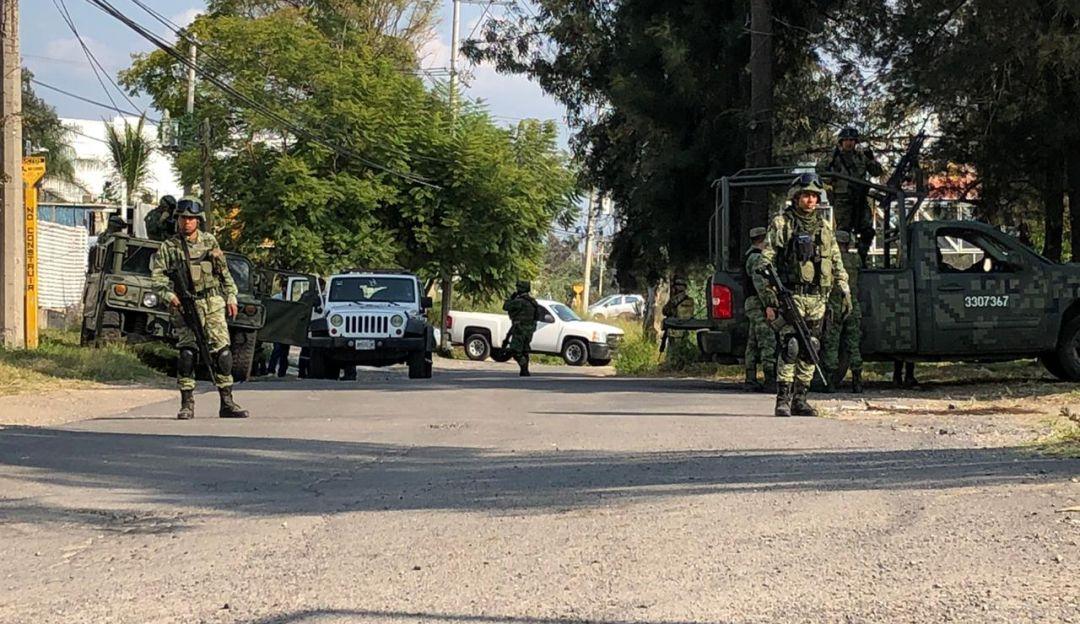 GN detiene a 15 personas en Tlaquepaque