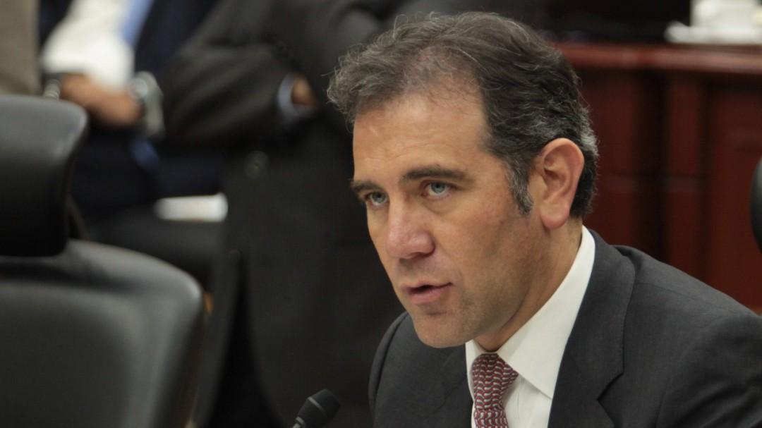 INE pide a diputados presupuesto de más de 12 millones de pesos