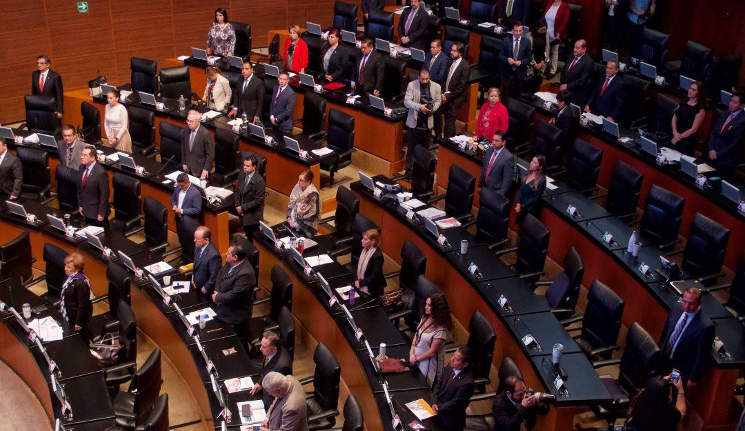 Senado debate estrategia de seguridad de AMLO tras emboscada a los LeBarón