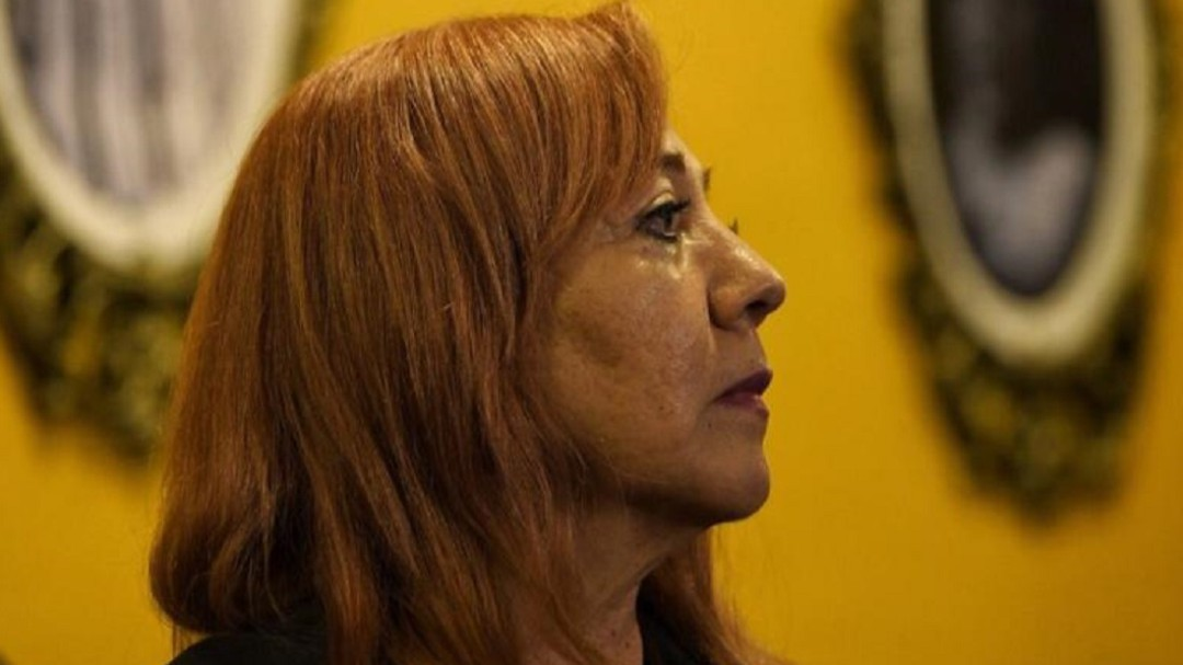 Rosario Piedra nueva Ombudsperson