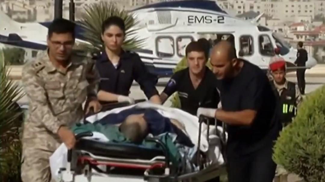 Dramático, el ataque en Jordania: Doctor Daniel Guerra