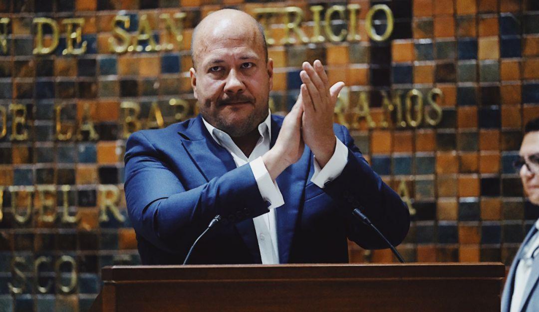 Enrique Alfaro veta Ley de Amnistía para mujeres violentadas