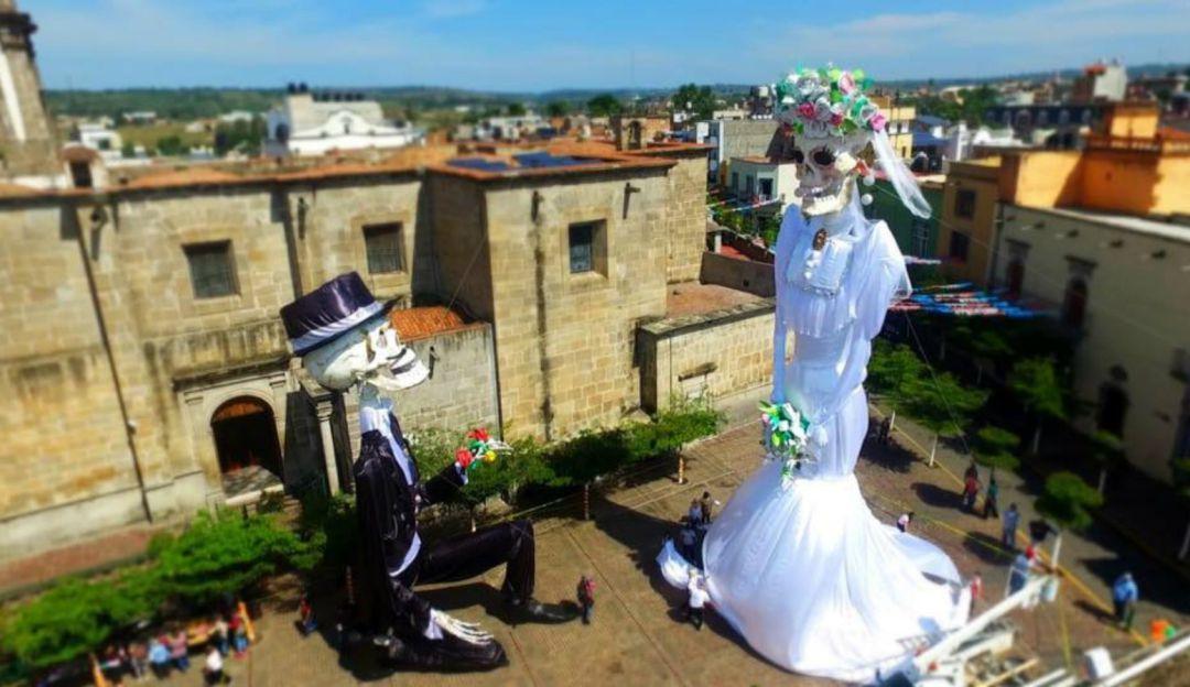 Festival de la Catrina en Zapotlanejo fue un éxito