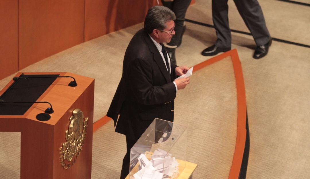 El PAN acusa a Monreal de fraude en elección de CNDH