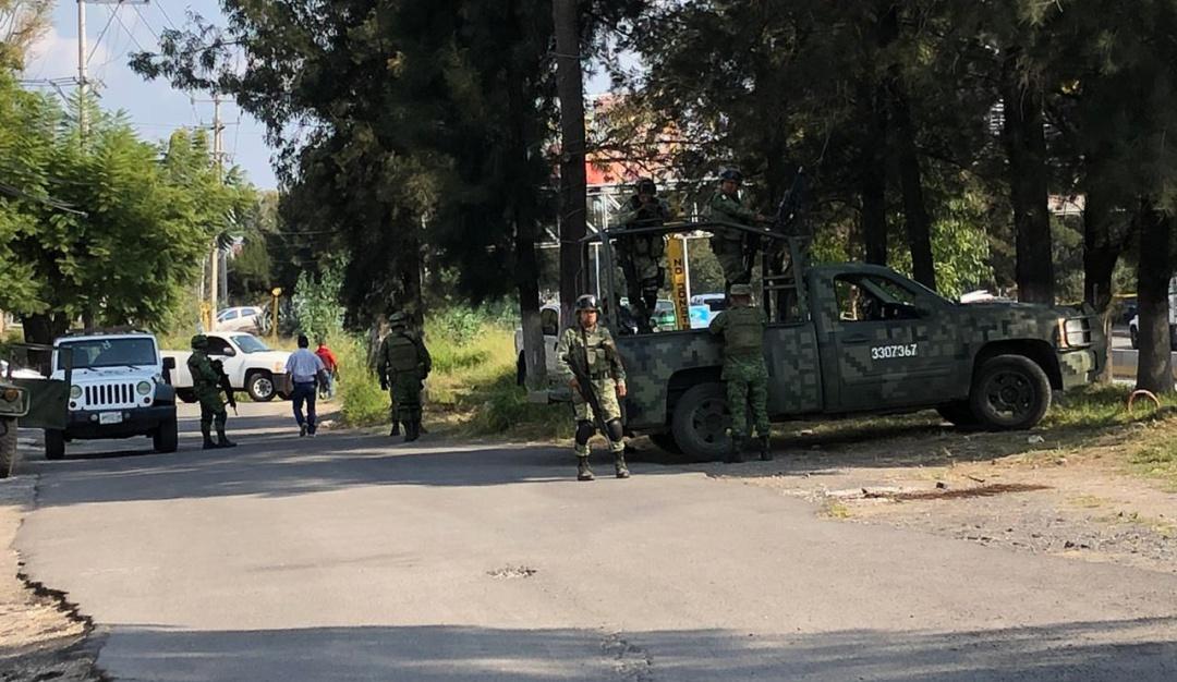 Fiscalía investiga fincas tras enfrentamiento en Tlaquepaque