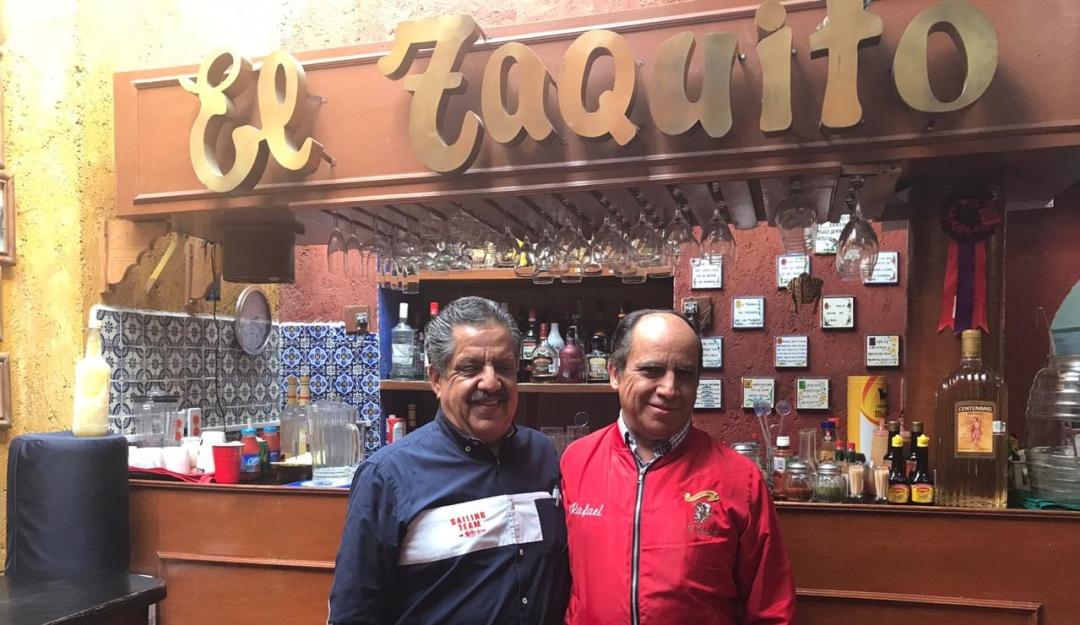 El Taquito, restaurante taurino que lo mismo sirve a nobles que a plebeyos
