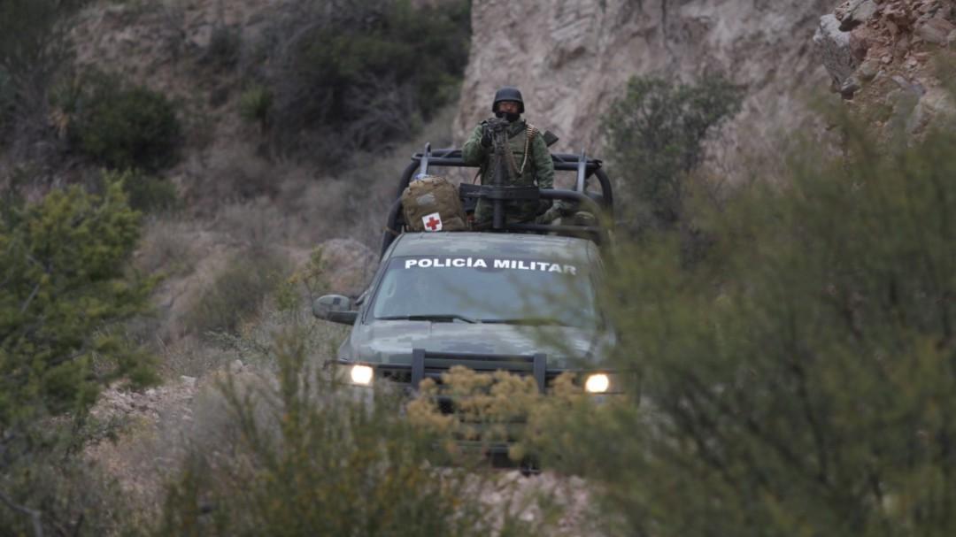 Emite EU alerta de viaje para Chihuahua por violencia