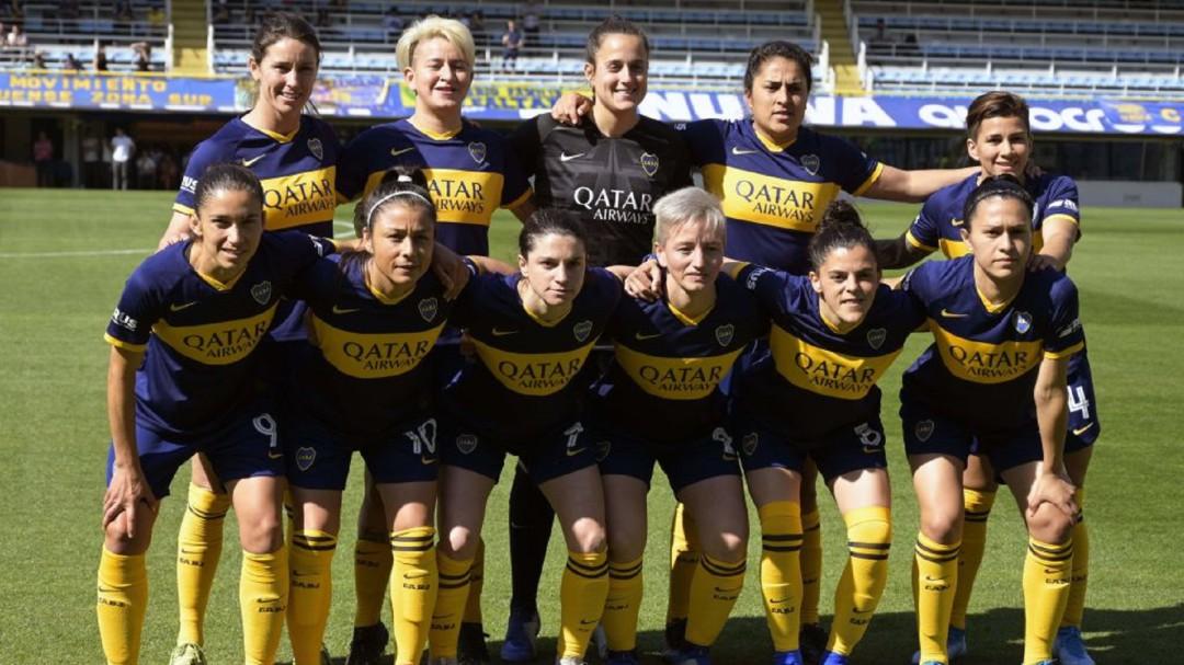 SOPITAS: En el fútbol de Argentina el embarazo ya no será una lesión