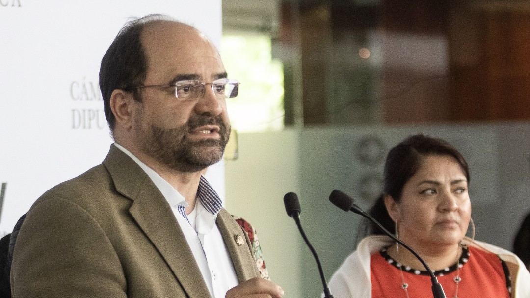Que se reponga la elección de la CNDH: Álvarez Icaza