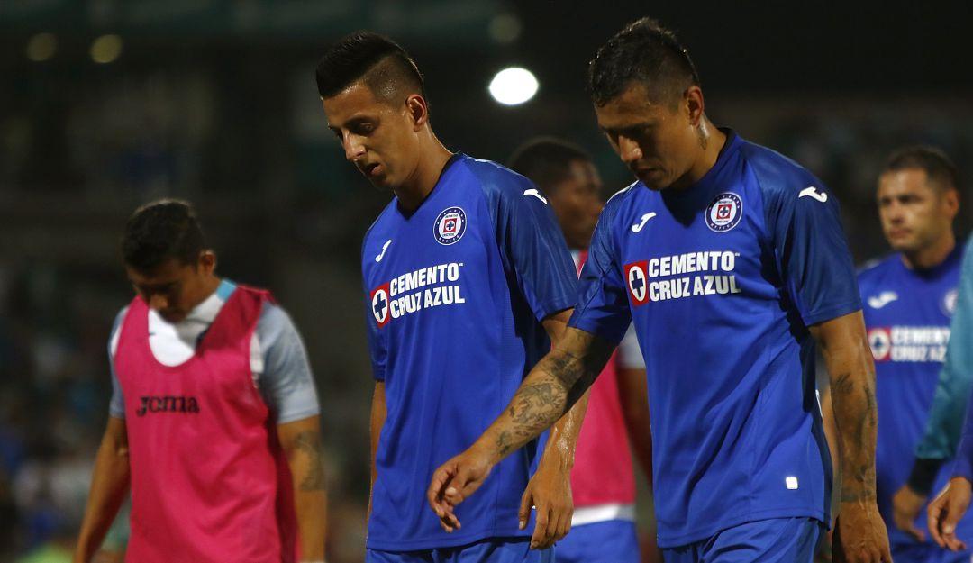 Cruz Azul sumará 22 años sin campeonato
