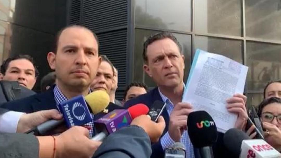 PAN denuncia a Morena por espionaje ante FGR